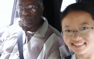 D.C. Au Pair saves host granddad's life by calling 911