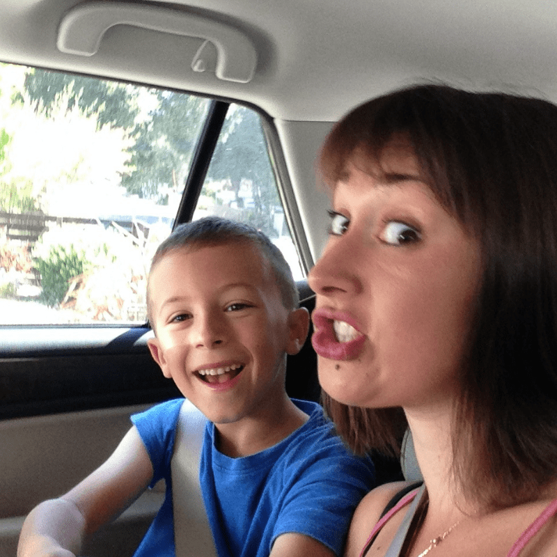 Au Pair Mariia talks about the cultural differences between Ukraine and the USA