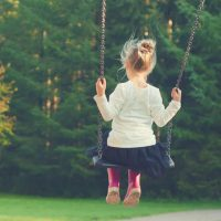 If you want to bond with children, taking them to the park could be a great way to build your relationship