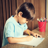 Finishing homework is named as one of the top causes of stress for parents