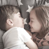 Bedtime is hard enough, but getting kids to sleep through the night can be even more stressful.