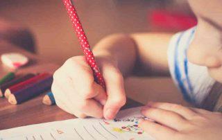 Good study habits are learned behaviors