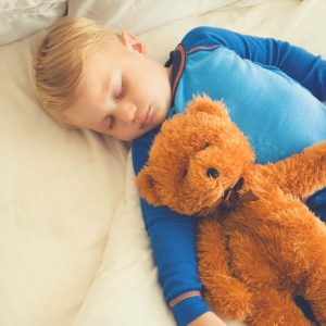 Tiring the kids out before bedtime helps them fall asleep more easily.
