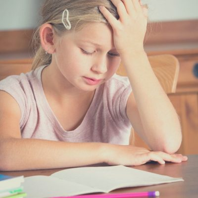Au pairs can help with homework after school