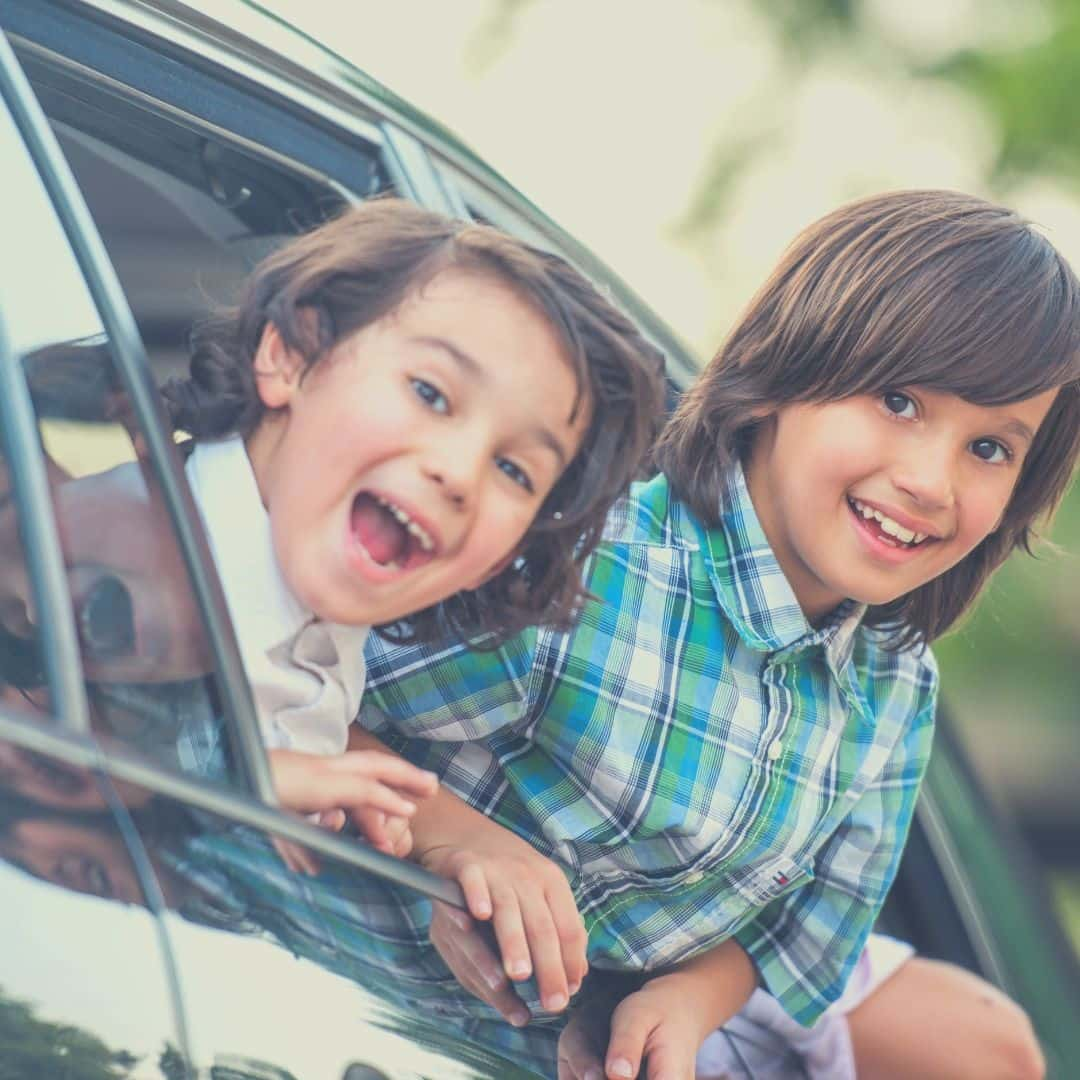 Au Pairs provide fantastic childcare with after school pick up