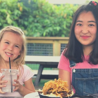 "Au Pair's Host Kids Say ""Don't Go Back to China!"""