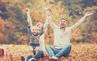 Living with an Au Pair Relieves Parenting Stress