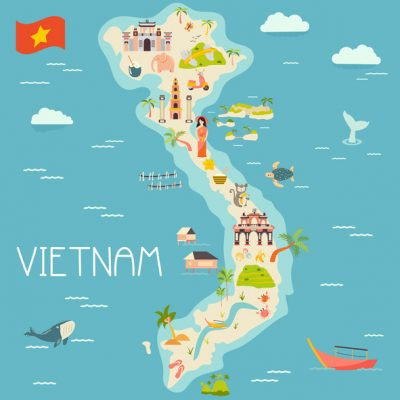 Vietnam is Go Au Pair's Featured Country of the month!