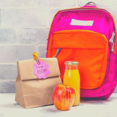 Au Pairs can help pack the kids' school lunches, helping you save money.