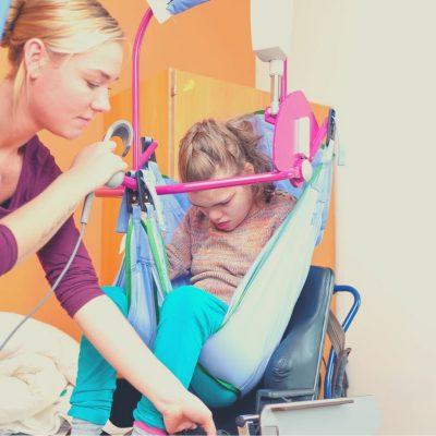 Parents of special needs children need help sometimes