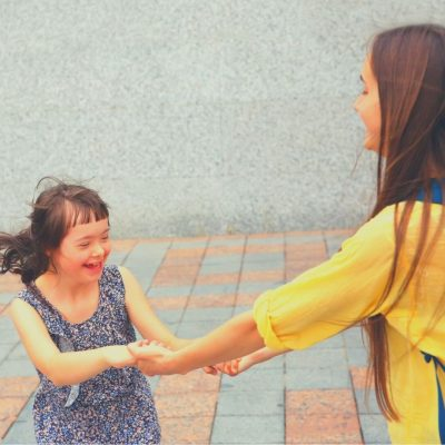 Au Pairs can provide stability for special needs kids