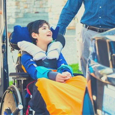 Au Pairs can give parents of special needs kids a much-needed break