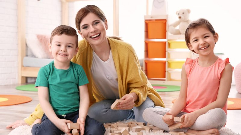 What is a nanny share?