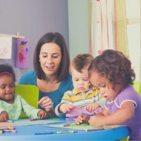home daycare costs rose 57% in 5 years